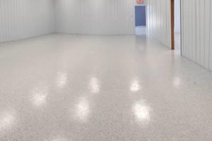 Photo #2: Concrete Polishing & Epoxy Coatings