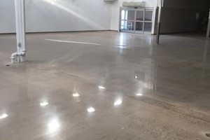 Photo #1: Concrete Polishing & Epoxy Coatings