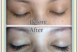 Photo #1: T-lashes. Eyelash extension - full set for $120!