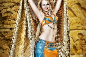 Photo #6: BELLYDANCE / HULA PERFORMER FOR YOUR WEDDING, BABY SHOWER, BIRTHDAY