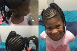 Photo #6: URBAN TREASURES. Kids braids starting at $30