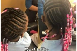Photo #4: URBAN TREASURES. Kids braids starting at $30