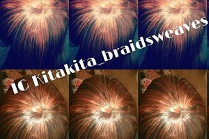 Photo #3: Kita's braids weaves