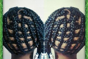 Photo #8: Kita's braids weaves