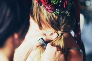 Photo #1: On-Site Bridal Hair & Makeup $50 off