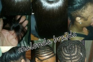Photo #6: Crown Me! $50 Sewins & Braids