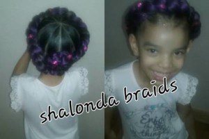 Photo #2: Crown Me! $50 Sewins & Braids