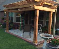 Photo #9: Pergolas and Landscaping