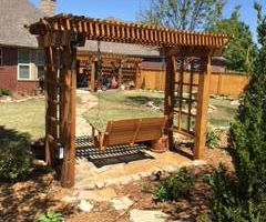 Photo #7: Pergolas and Landscaping