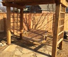 Photo #6: Pergolas and Landscaping