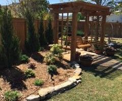 Photo #3: Pergolas and Landscaping