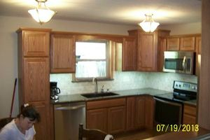 Photo #1: Dennis's REMODEL and HOME REPAIR + every type of carpentry