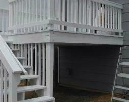 Photo #8: Martin Painting/Remodeling/Install Decks/Wood fence/Doors/Windows