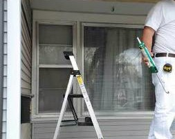 Photo #5: Martin Painting/Remodeling/Install Decks/Wood fence/Doors/Windows