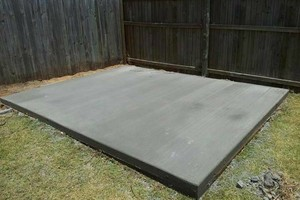 Photo #5: Concrete Work - Driveways - Patios