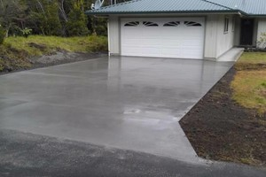 Photo #4: Concrete Work - Driveways - Patios