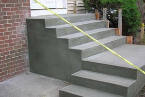 Photo #3: Concrete Work - Driveways - Patios