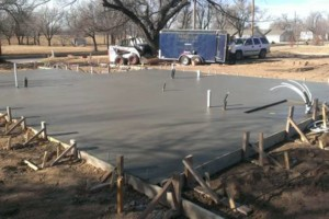 Photo #6: McGuire Flatwork & Grading (concrete and dirt work)