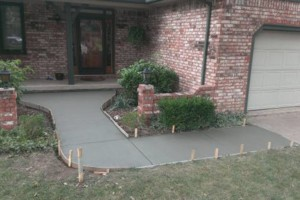 Photo #4: McGuire Flatwork & Grading (concrete and dirt work)