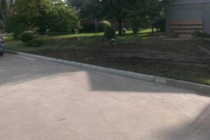 Photo #2: McGuire Flatwork & Grading (concrete and dirt work)