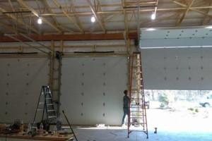 Photo #1: Ry The Garage Door Guy Sales, Service and Repair