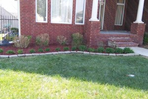 Photo #7: Anthony landscaping! Special on mulching in April!
