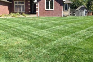 Photo #5: Commercial Lawn Service - Mowing, Edging, Trimming