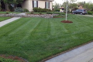 Photo #1: Commercial Lawn Service - Mowing, Edging, Trimming