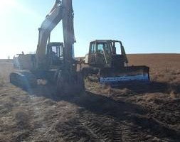 Photo #8: Dirt work, tree removal, pasture clearing