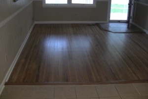 Photo #3: HARDWOOD FLOORS INSTALLED - Air Capital