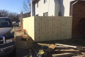 Photo #4: Quality Fence by Mike the fence guy.