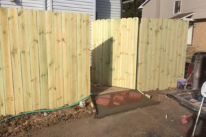 Photo #2: Quality Fence by Mike the fence guy.
