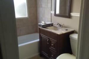 Photo #1: Interior & exterior remodel - door and window installation