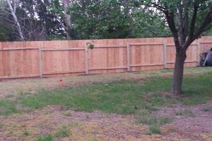 Photo #5: Fence/Deck by Bob