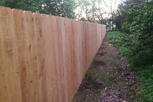 Photo #3: Fence/Deck by Bob