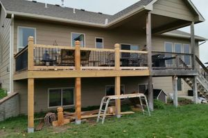 Photo #2: Fence/Deck by Bob