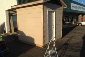 Photo #6: Shepherds Hand Carpentry and Handy Man services