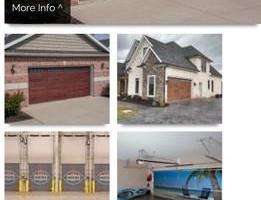 Photo #2: Garage door service, repair and installation.