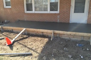 Photo #15: Rodriguez & Co. Good concrete work