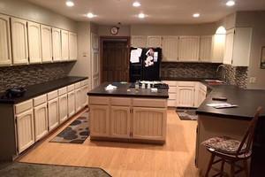 Photo #4: Interior/Exterior painting - $250.00 per 12x12 room!