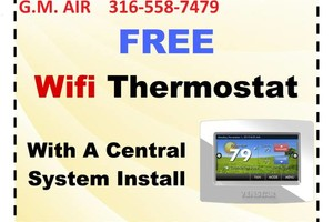 Photo #2: G.M. AIR Cond & Heating, Lic and Insured