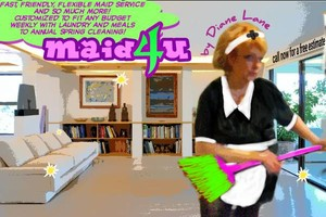Photo #1: CALL MAID4YOU!