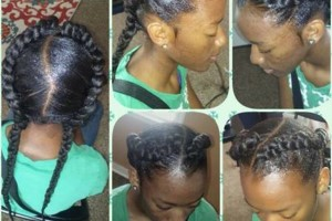 Photo #21: HAIR! Quick Weaves, Ponytail updos...