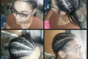 Photo #17: HAIR! Quick Weaves, Ponytail updos...
