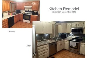 Photo #3: D.M. PAINTING & HOME REMODELING