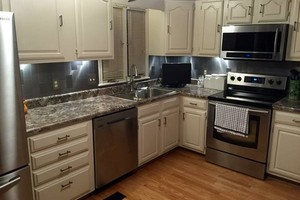 Photo #1: D.M. PAINTING & HOME REMODELING