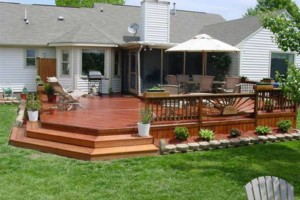 Photo #1: House Painting (+power wash, stain decks, fences)