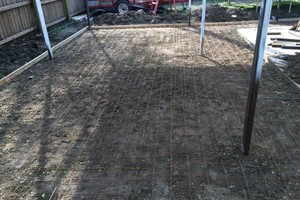 Photo #3: Concrete work - Patios, Driveways, slabs and walkways