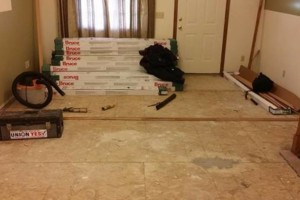 Photo #5: Hardwood installer. Refinishing floors
