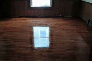 Photo #2: Hardwood installer. Refinishing floors